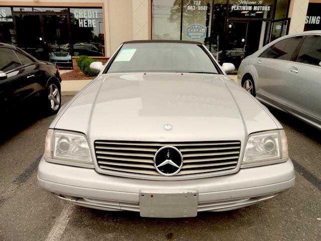 Mercedes-Benz SL-Class 1999 $8950.00 incacar.com