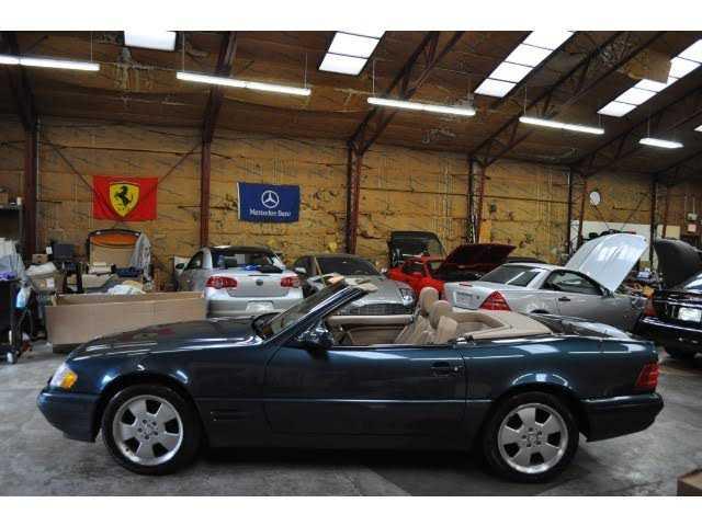 Mercedes-Benz SL-Class 1999 $17500.00 incacar.com