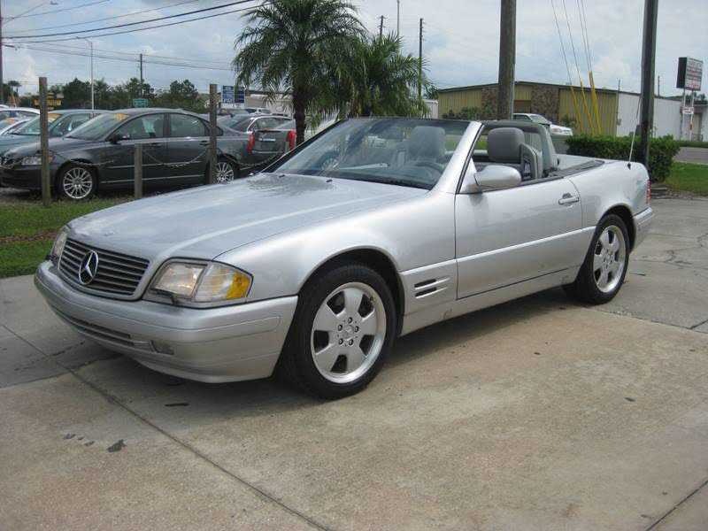 Mercedes-Benz SL-Class 2000 $6950.00 incacar.com