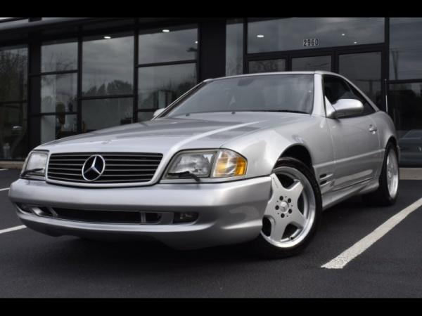 Mercedes-Benz SL-Class 2001 $12995.00 incacar.com