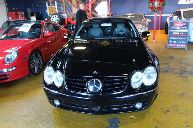 Mercedes-Benz SL-Class 2003 $23999.00 incacar.com