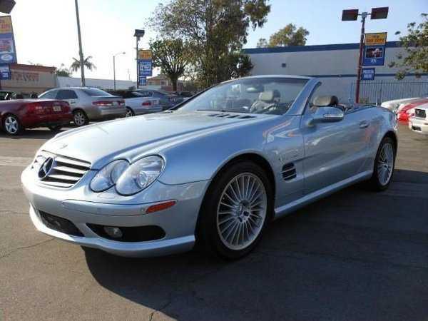 Mercedes-Benz SL-Class 2003 $29989.00 incacar.com