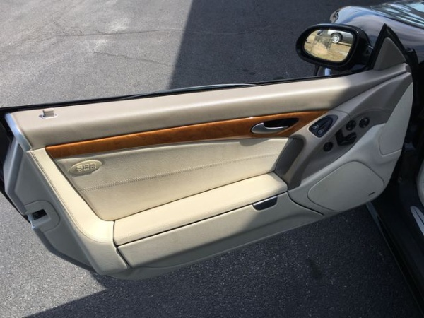 Mercedes-Benz SL-Class 2003 $16895.00 incacar.com