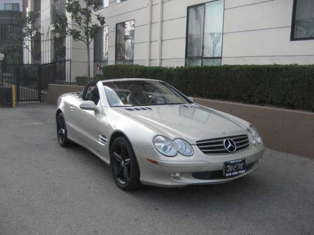 Mercedes-Benz SL-Class 2003 $9995.00 incacar.com