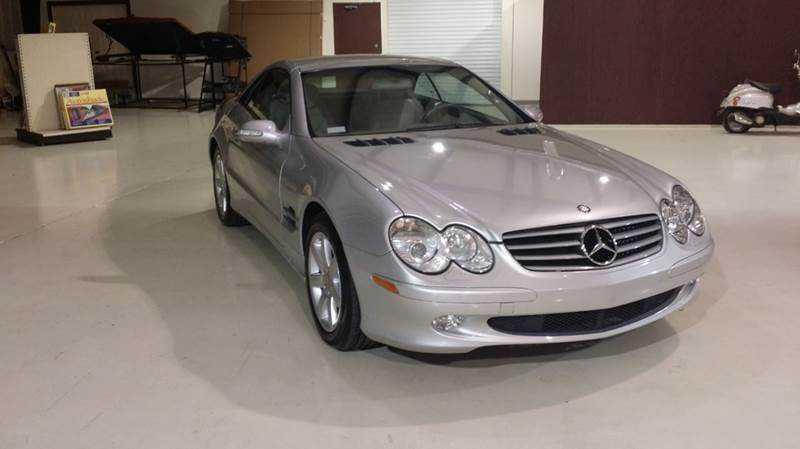 Mercedes-Benz SL-Class 2003 $10995.00 incacar.com