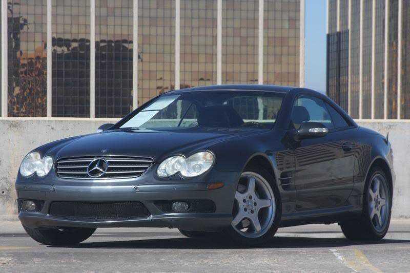Mercedes-Benz SL-Class 2003 $11999.00 incacar.com