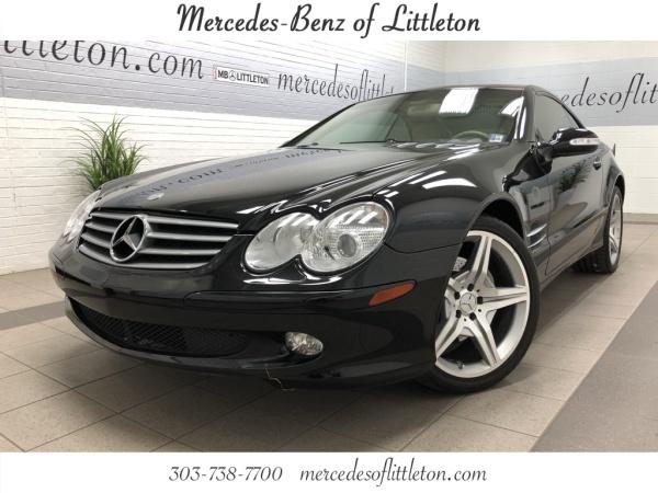Mercedes-Benz SL-Class 2003 $25799.00 incacar.com