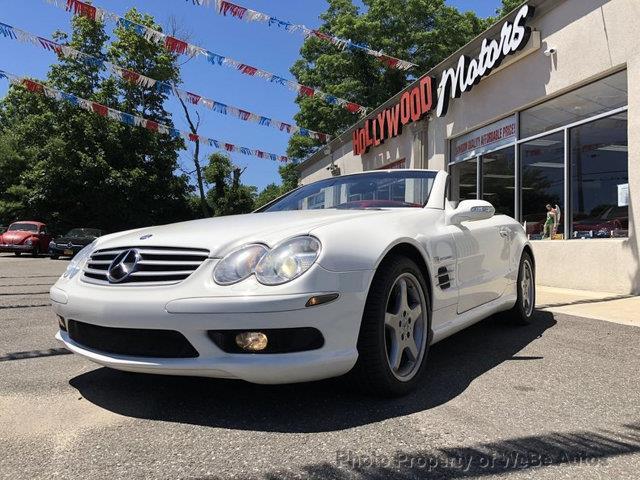 Mercedes-Benz SL-Class 2003 $27500.00 incacar.com