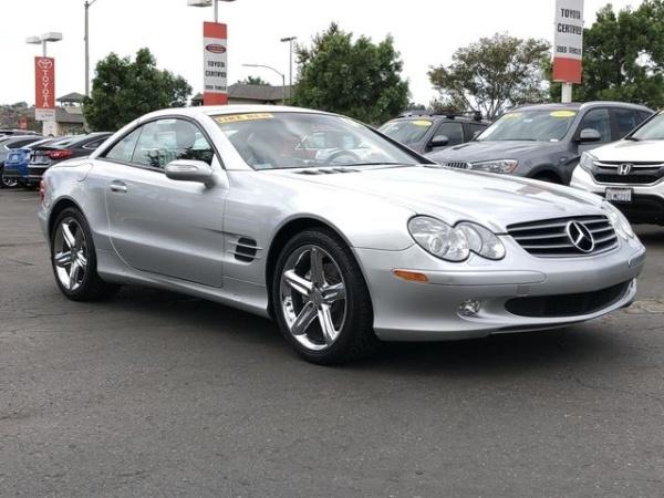 Mercedes-Benz SL-Class 2004 $13997.00 incacar.com