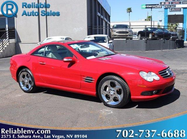Mercedes-Benz SL-Class 2004 $15994.00 incacar.com