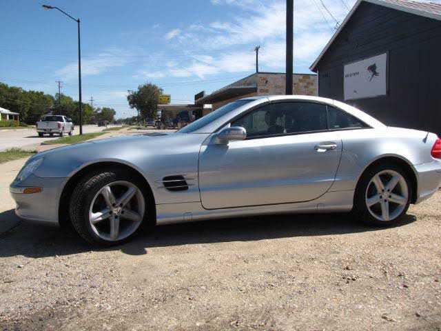 Mercedes-Benz SL-Class 2004 $13999.00 incacar.com