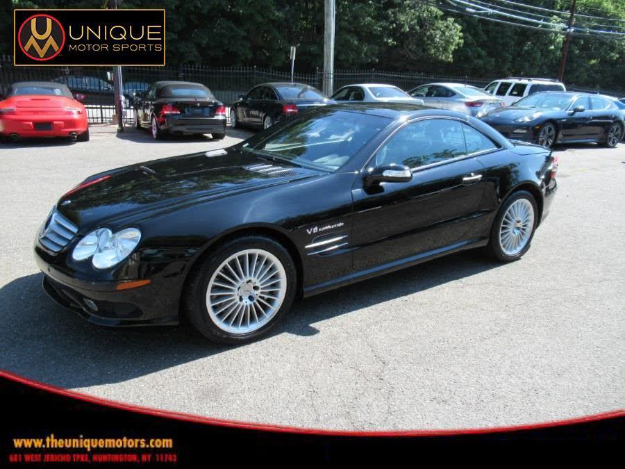 Mercedes-Benz SL-Class 2004 $19995.00 incacar.com