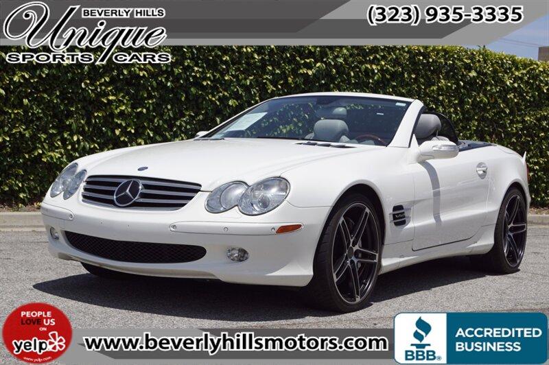 Mercedes-Benz SL-Class 2005 $22990.00 incacar.com
