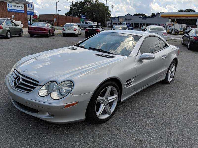 Mercedes-Benz SL-Class 2005 $13999.00 incacar.com