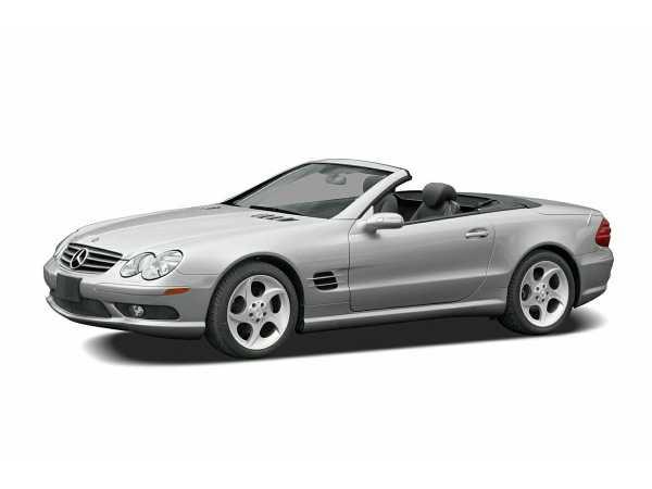 Mercedes-Benz SL-Class 2005 $24995.00 incacar.com