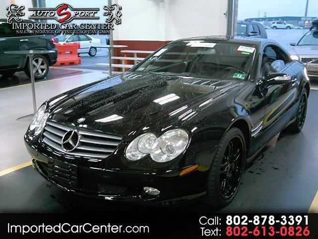 Mercedes-Benz SL-Class 2005 $18900.00 incacar.com