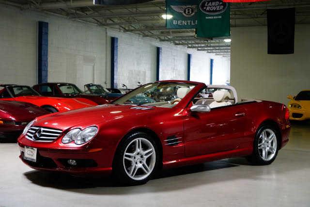 Mercedes-Benz SL-Class 2005 $21988.00 incacar.com