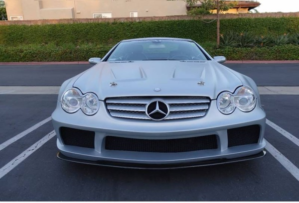 Mercedes-Benz SL-Class 2007 $37500.00 incacar.com