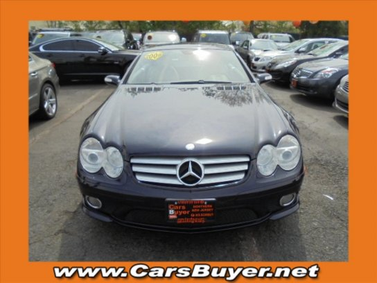 used Mercedes-Benz SL-Class 2008 vin: WDBSK71F28F137155