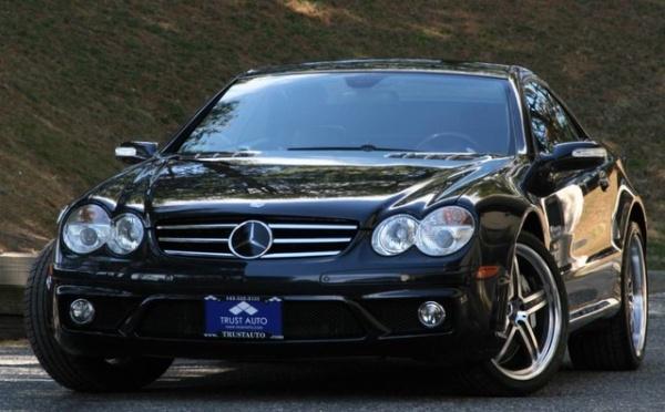 Mercedes-Benz SL-Class 2008 $34995.00 incacar.com