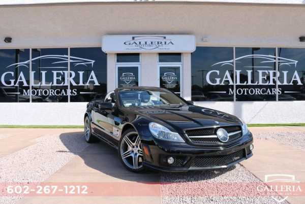 Mercedes-Benz SL-Class 2009 $39999.00 incacar.com