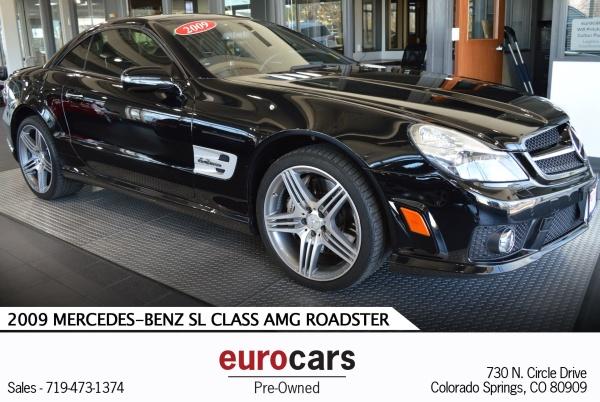 Mercedes-Benz SL-Class 2009 $41988.00 incacar.com
