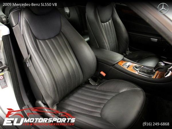 Mercedes-Benz SL-Class 2009 $26988.00 incacar.com
