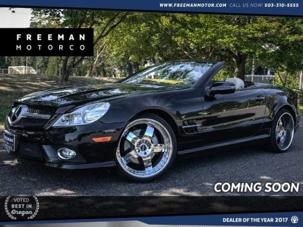 Mercedes-Benz SL-Class 2009 $33995.00 incacar.com
