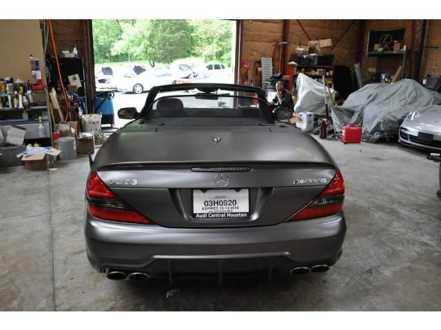 used Mercedes-Benz SL-Class 2009 vin: WDBSK70F09F152434