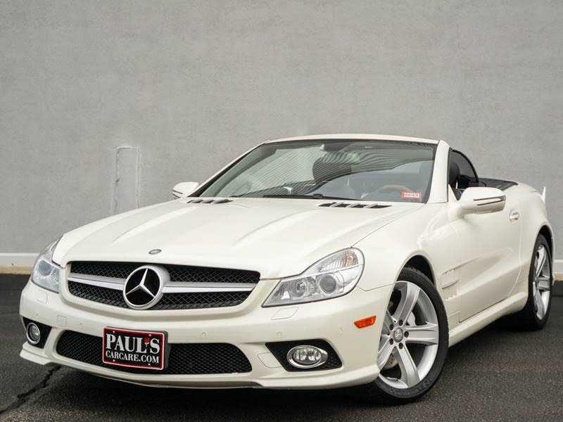 Mercedes-Benz SL-Class 2009 $32900.00 incacar.com