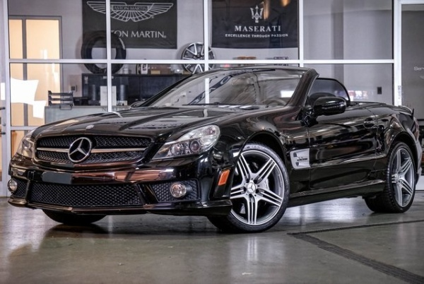 Mercedes-Benz SL-Class 2009 $41800.00 incacar.com