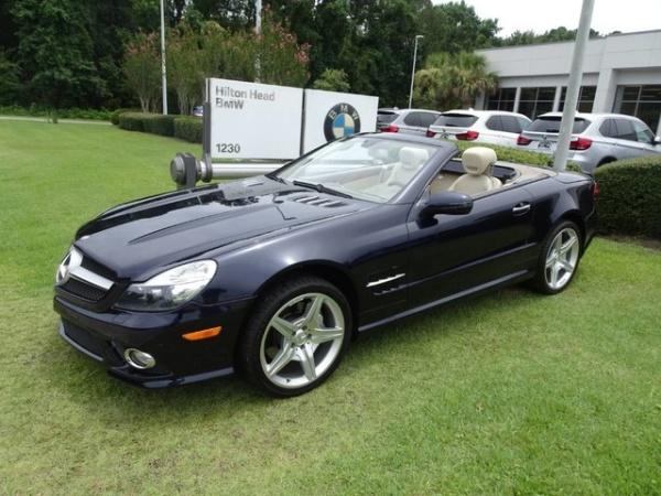 Mercedes-Benz SL-Class 2009 $25900.00 incacar.com