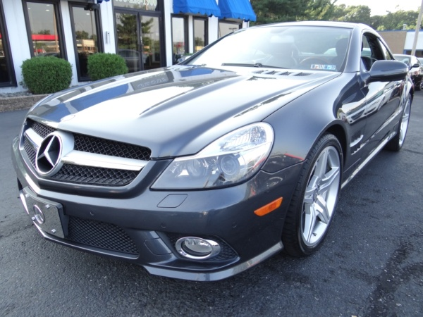 Mercedes-Benz SL-Class 2011 $32995.00 incacar.com