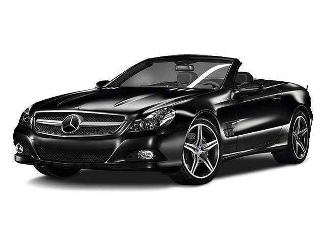 Mercedes-Benz SL-Class 2012 $50977.00 incacar.com