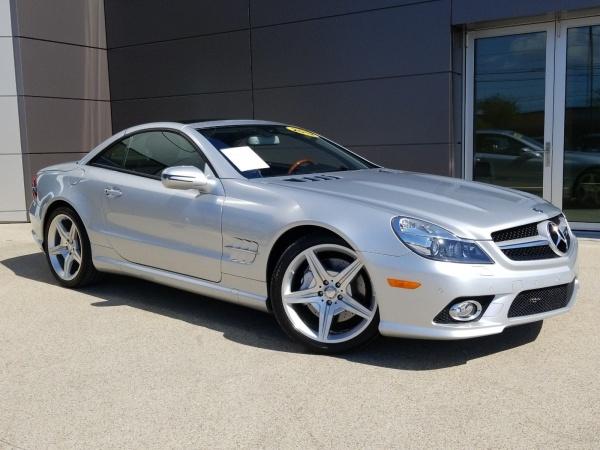 Mercedes-Benz SL-Class 2012 $39980.00 incacar.com
