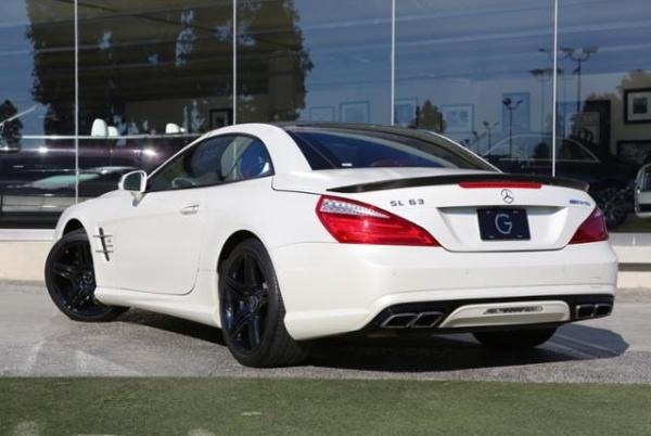 Mercedes-Benz SL-Class 2014 $88988.00 incacar.com