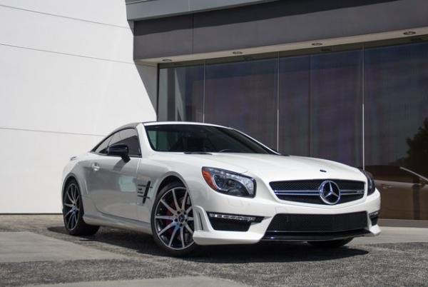 Mercedes-Benz SL-Class 2015 $91990.00 incacar.com