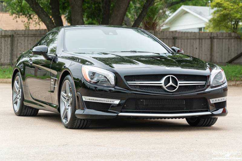 Mercedes-Benz SL-Class 2015 $97000.00 incacar.com