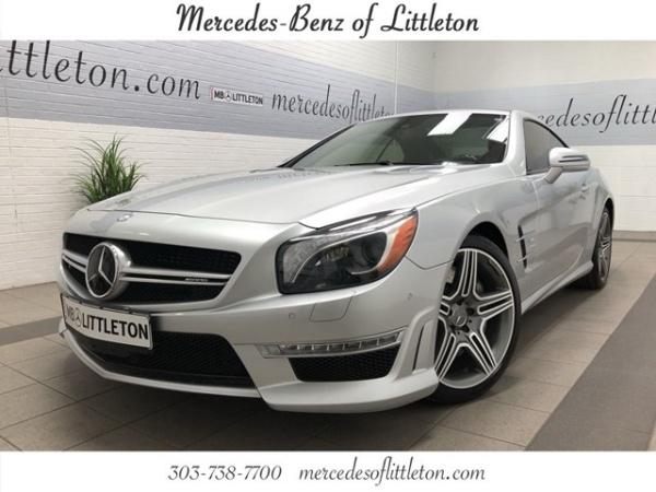 Mercedes-Benz SL-Class 2015 $92799.00 incacar.com