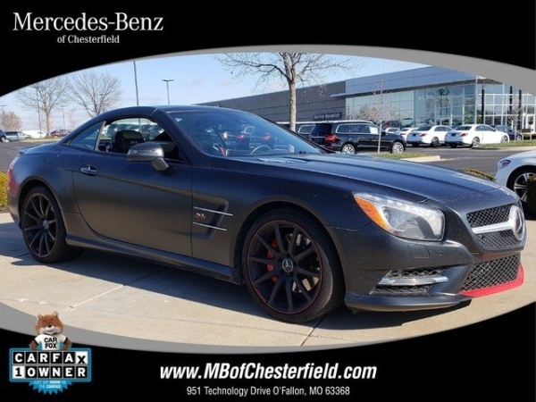 used Mercedes-Benz SL-Class 2016 vin: WDDJK7DA3GF039513