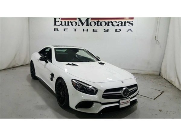 Mercedes-Benz SL-Class 2017 $114881.00 incacar.com