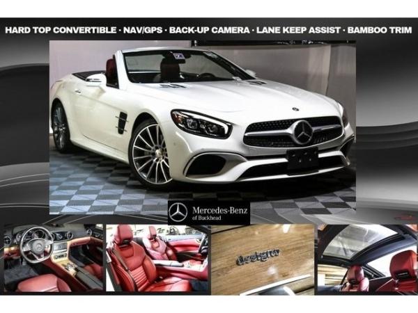 Mercedes-Benz SL-Class 2017 $87000.00 incacar.com