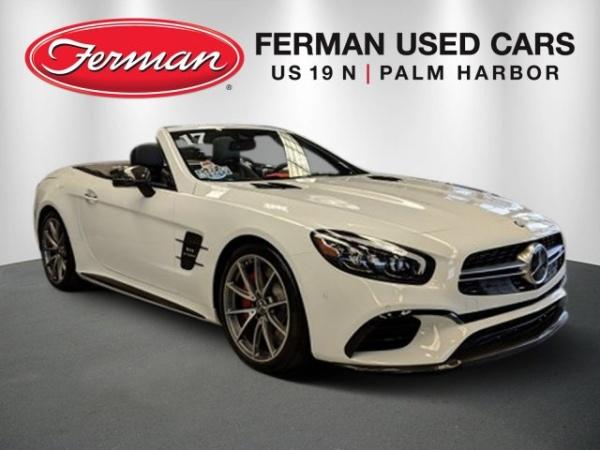 Mercedes-Benz SL-Class 2017 $114900.00 incacar.com