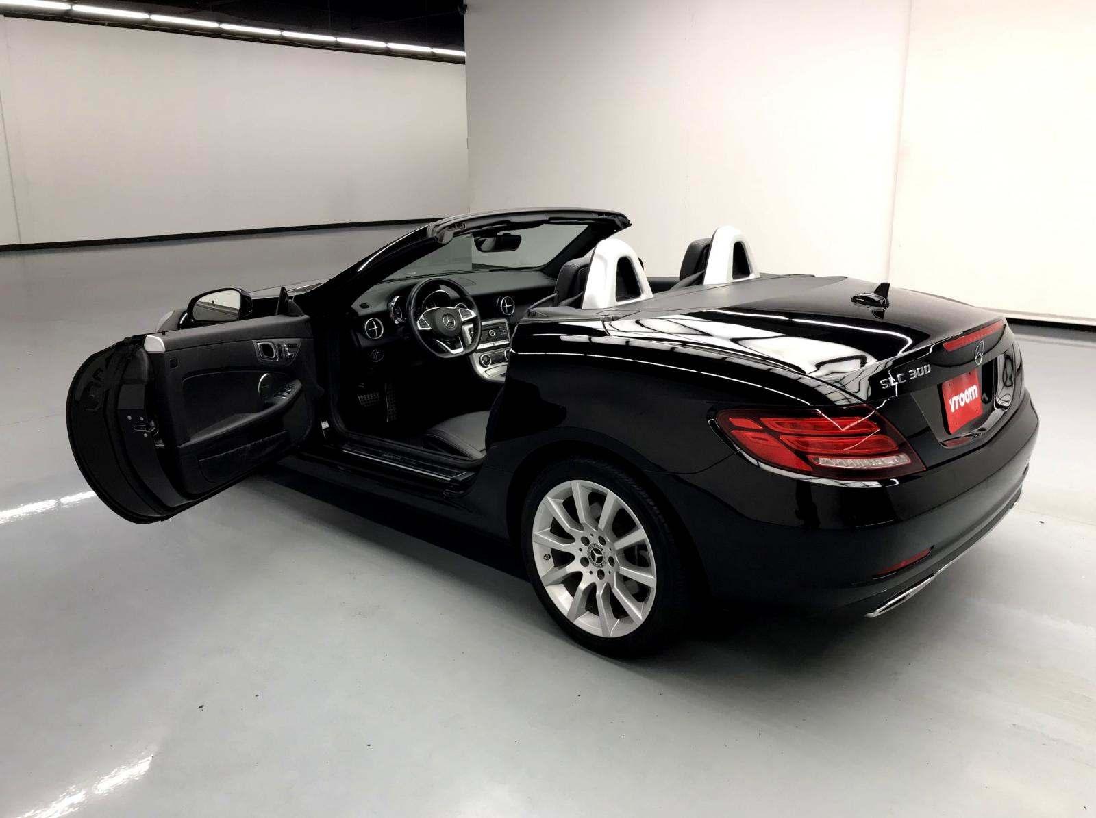 used Mercedes-Benz SLC-Class 2018 vin: WDDPK3JA9JF151263