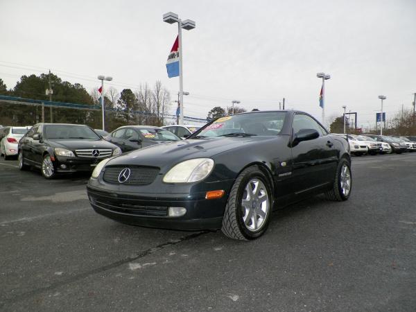 Mercedes-Benz SLK-Class 1998 $3995.00 incacar.com