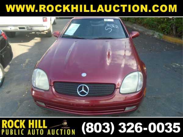 Mercedes-Benz SLK-Class 1999 $3999.00 incacar.com
