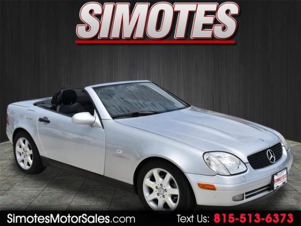Mercedes-Benz SLK-Class 1999 $5526.00 incacar.com
