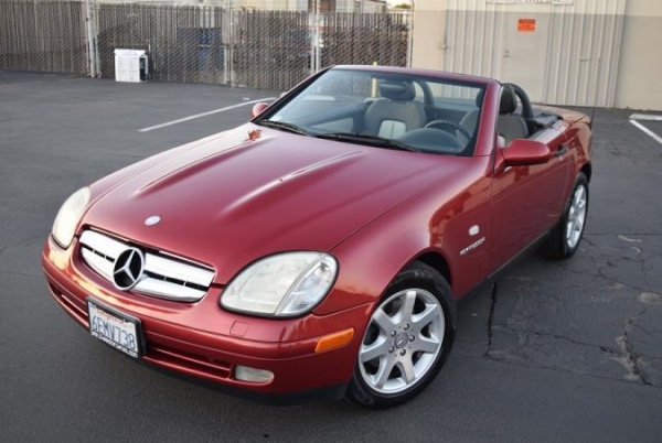 Mercedes-Benz SLK-Class 1999 $8888.00 incacar.com