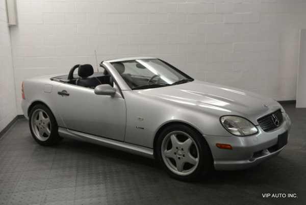 Mercedes-Benz SLK-Class 2000 $4900.00 incacar.com