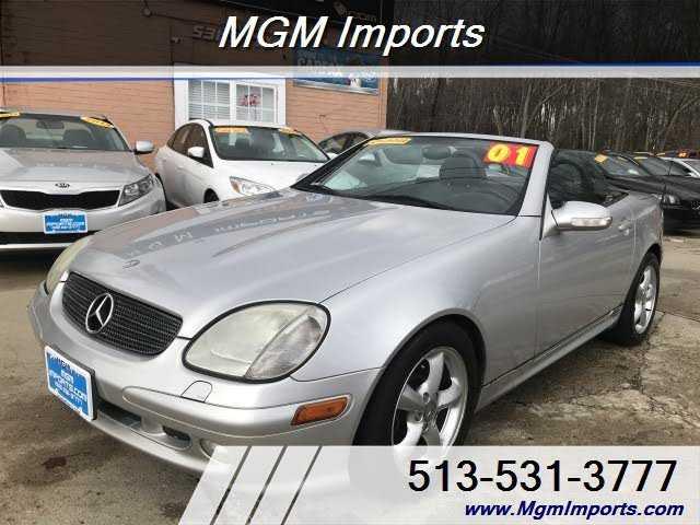 Mercedes-Benz SLK-Class 2001 $5495.00 incacar.com